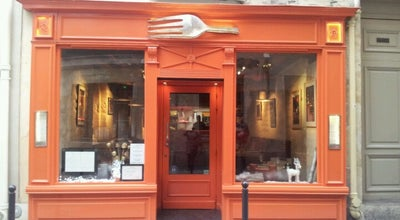 Photo of French Restaurant Le Christine at 1 Rue Christine, Paris 75006, France