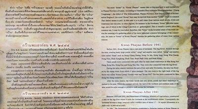 Photo of History Museum หอวัฒนธรรมนิทัศน์ จังหวัดพะเยา at Http://www.phayaotravel.com/, อำเภอเมืองพะเยา, Thailand