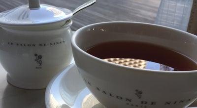 Photo of Cafe LE SALON DE NINA's PARIS 横浜 at 西区みなとみらい2-3-9, 横浜市 220-0012, Japan