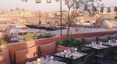 Photo of Moroccan Restaurant Nomad at Marrakech-Medina, Morocco