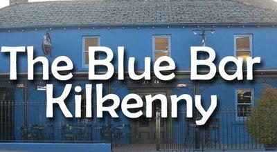 Photo of Bar The Blue Bar at Patrick St, Kilkenny, Ireland
