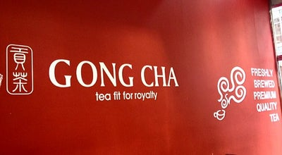 Photo of Bubble Tea Shop Gong Cha at 75 W 38th St, New York, NY 10018, United States