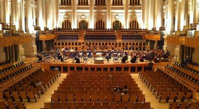 Photo of Concert Hall Sala São Paulo at Pça. Júlio Prestes, 16, São Paulo 01218-020, Brazil