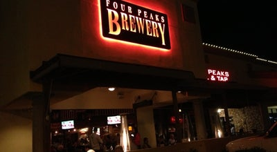 Photo of Brewery Four Peaks Grill & Tap at 15745 N Hayden Rd D5-7, Scottsdale, AZ 85260, United States
