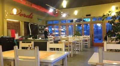 Photo of Pizza Place Verdi at Ул. Найден Геров 19, Plovdiv 4000, Bulgaria