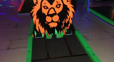 Photo of Arcade Glow Golf at 2501 Wabash Ave, Springfield, IL 62704, United States