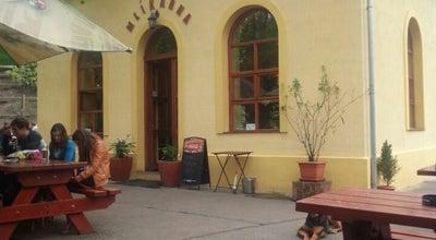 Photo of Beer Garden Mlíkárna at Riegrovy Sady, Praha 120 00, Czech Republic