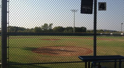 Photo of Baseball Field Wagon Wheel Baseball Parks at 345 Freeport Pkwy, Coppell, TX 75019, United States
