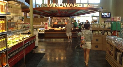 Photo of Pizza Place Whole Foods Windward Bar at 641 Kailua Rd, Kailua, HI 96734, United States