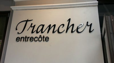 Photo of Steakhouse Trancher Entrecôte at Thorvald Meyers Gate 78, Oslo 0550, Norway
