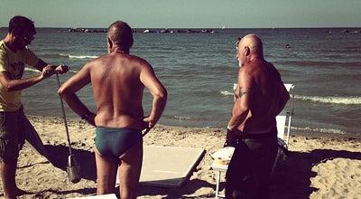 Photo of Beach Spiaggia Libera at Baia Flaminia, Pesaro 61121, Italy