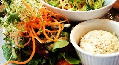 Photo of Vegetarian / Vegan Restaurant Luna's Living Kitchen at 2102 South Blvd, Charlotte, NC 28203, United States