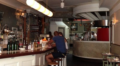 Photo of New American Restaurant River Styx at 21 Greenpoint Ave, Brooklyn, NY 11222, United States