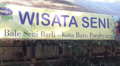 Photo of Art Gallery Bale Seni Barli Kota Baru Parahyangan at Jl. Raya Parahyangan Km 1,2, Padalarang 2, Indonesia