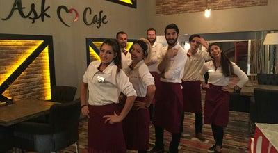 Photo of Cafe Aşk Cafe at Savaş Mah.mareşal Fevzi Çakmak Cad. No:9/1-3, İskenderun 31000, Turkey