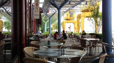 Photo of Italian Restaurant Capone Ristorante at Estação Das Docas, Belém, Brazil