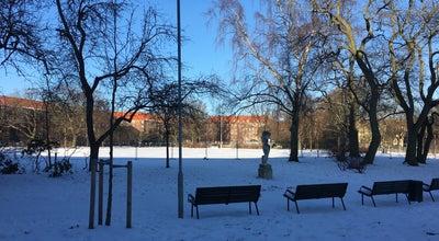 Photo of Park Lindevangsparken at Frederiksberg 2000, Denmark