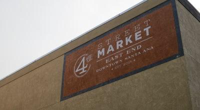 Photo of Restaurant 4th Street Market at 201 E 4th St, Santa Ana, CA 92701, United States