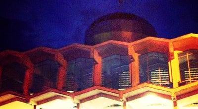 Photo of Mosque Masjid Agung Medan at Jalan Diponegoro No.16, Medan 20216, Indonesia