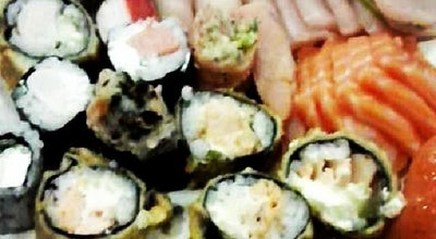 Photo of Sushi Restaurant Hana take at Praia De Costa Azul, Rio Das Ostras, Brazil