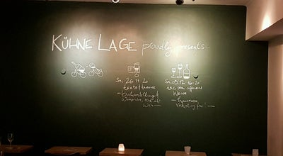 Photo of Wine Bar Kühne Lage at Schützenstr. 39, Hamburg 22761, Germany