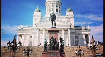 Photo of Plaza Senaatintori at Aleksanterinkatu, Helsinki 00170, Finland