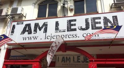 Photo of Bookstore I Am Lejen at No.12g, Jalan Ss15/8b, Subang Jaya 47500, Malaysia