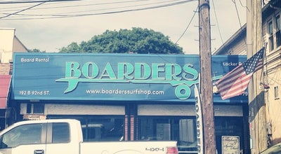 Photo of Board Shop Boarders Surf Shop at 192 Beach 92nd St, Rockaway Beach, NY 11693, United States