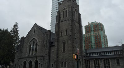 Photo of Church First Baptist Church at 969 Burrard St, Vancouver V6Z 1Y1, Canada