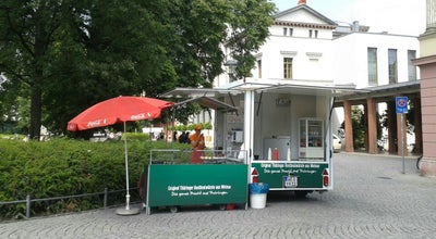 Photo of BBQ Joint Bratwurststand am Goetheplatz at Goetheplatz, Weimar 99423, Germany