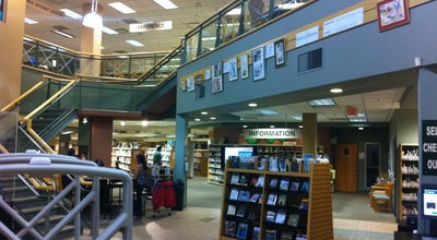 Photo of Bookstore Library - VIRL Harbourfront Branch at 90 Commercial St, Nanaimo, Ca V9R 5G2, Canada