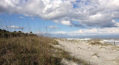 Photo of Beach Palmetto Dunes at Hilton Head Island, SC 29928, United States