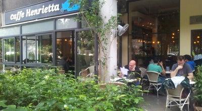 Photo of Cafe Caffe Henrietta at 186 Arlozorov St., Tel Aviv, Israel