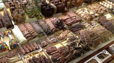 Photo of Ice Cream Shop Kilwin's Chocolates & Ice Cream at 809 E Las Olas Blvd, Fort Lauderdale, FL 33301, United States