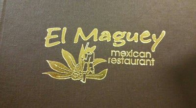 Photo of Mexican Restaurant El Mageuy at 1954 S Highway 66, Claremore, OK 74019, United States