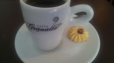 Photo of Cafe Caffe Granatto at Av. Sen. Salgado Filho, 1385, Curitiba 81510-000, Brazil
