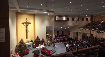 Photo of Church St. Justin Martyr Parish at 3898 Highway 7 East, Markham, ON L3R 1L3, Canada