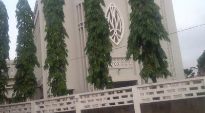 Photo of Church Holy Spirit Cathedral at Ghana
