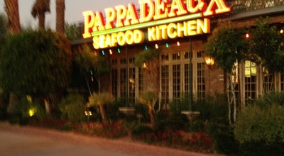 Photo of Cajun / Creole Restaurant Pappadeaux Seafood Kitchen at 11051 N Black Canyon Hwy, Phoenix, AZ 85029, United States