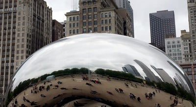 Photo of Outdoor Sculpture The Bean at Chicago Il, Chicago, IL 60601, United States
