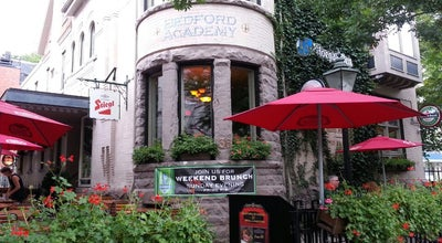 Photo of Bar The Bedford Academy at 36 Prince Arthur Ave., Toronto, ON M5R 1A9, Canada