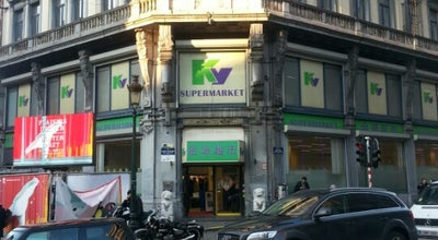 Photo of Supermarket Kam Yuen at Zwarte Lievevrouwstraat 2-4 Rue De La Vierge Noire, Brussels 1000, Belgium