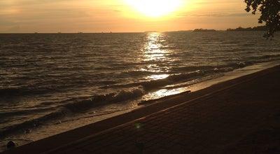 Photo of Beach Pantai Teluk Gong at Melaka, Malaysia