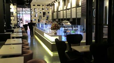 Photo of Dessert Shop GOSSIP Cafe & Desserts at The Galleria, Abu Dhabi, United Arab Emirates