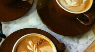 Photo of Cafe Coffe Mania Kanalboyu at Turkey
