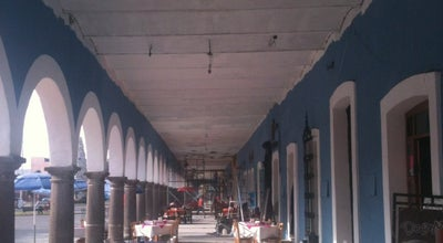 Photo of Historic Site Portal Guerrero at Plaza De La Concordia, San Pedro Cholula 72760, Mexico
