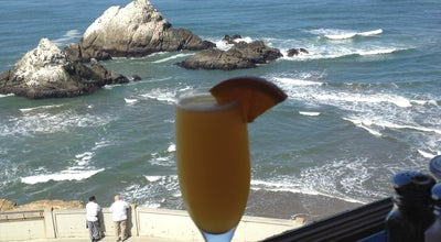 Photo of Seafood Restaurant Cliff House at 1090 Point Lobos Ave, San Francisco, CA 94121, United States
