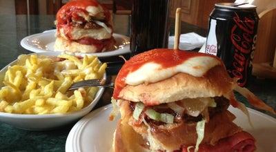Photo of Burger Joint Jumbo Burger at Opr. Cemil Topuzlu Cad. No:51 Çiftehavuzlar, Kadıköy, Turkey