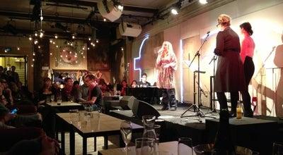 Photo of Comedy Club Lavaklubi at Läntinen Teatterikuja 1, Helsinki 00100, Finland