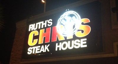 Photo of Restaurant Ruth's Chris Steak House at 2525 N. Federal Highway, Fort Lauderdale, FL 33305, United States